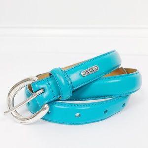 Lauren by Ralph Lauren • Italian Leather Belt